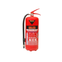 Galata 6 Kg ABC Yangın Söndürme Cihazı KKT (Rhull Tozlu)
