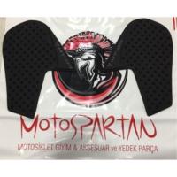 Prc Depo Yan Pad (Stomp Grip) Kaydırmaz Pütürlü Yamaha Mt09 Ve Benzeri Modeller İçin