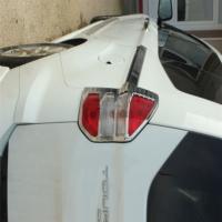 Z Tech Ford Courier Abs Krom Stop Çerçevesi