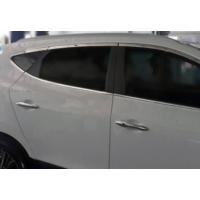 Z Tech Hyundai iX35 2011 Sonrası Krom Cam Çerçevesi 20 Parça
