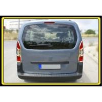 Z Tech Peugeot Partner TEPE 2012 Sonrası Abs Krom Stop Çerçevesi 2 Parça