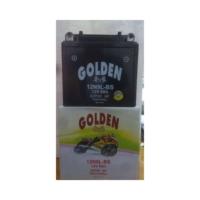 Golden 12 Volt 9 Amper Motosiklet Aküsü Golden (2 Yıl Mutlu Akü Garantisi)