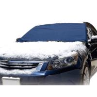 Toptancı Kapında Kar Buz Önleyici Büyük Boy Araç Ön Cam Brandası
