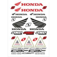 Stickermarket Honda CBF Sticker Seti