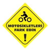 Stickermarket Motosikletleri Fark Edin Sticker