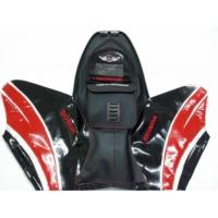 Dot Cycle Honda CBF 150 Su Geçirmez Cepli Karbon ve Rugan Deri Depo Kılıfı