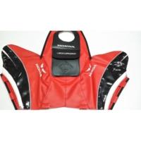 Dot Cycle Honda CBF 150 Su Geçirmez Cepli Kırmızı Depo Kılıfı