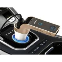 TveT Carg7 Bluetooth Araç Fm Transmitter Usb Girişli