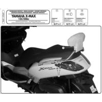 Gıvı Tb49 Yamaha X-Max 125-250 (05-09) Sıssybar