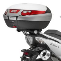 Gıvı Sr2013 Yamaha T-Max 500 (08-11) - T-Max 530 (12-16) Arka Çanta Taşıyıcı