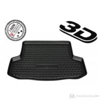 L.Locker Toyota Auris 2013 Sonrası 3D Bagaj Havuzu