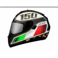 Motosiklet Kaskı Mt Blade Sv Italy Gloss Black