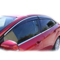 Sunplex Volkswagen Jetta 2010 Sonrası Ön Arka Cam Rüzgarlığı Kromlu Mugen Tip Sunplex