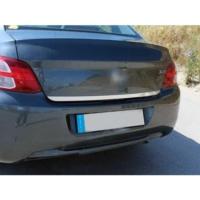 Peugeot 301 Krom Bagaj Alt Çıtası 2012 ve Sonrası