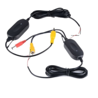 Oto Geri Görüş Kamerası Kablosuz Görüntü Aktarma 2.4G Wireless RCA Video Transmitter