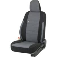 Otom Seat Ibiza 2009-Sonrası J-101 Siyah Araca Özel Koltuk Kılıfı