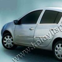 Renault Clio 3 05-12 Cam Çıtası 4 Prç