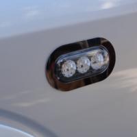 Volkswagen Amarok 2010->Sinyal Çerçevesi 2 Prç.