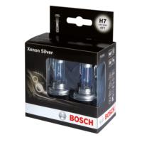 Bosch H7 Xenon Silver Ampul Seti