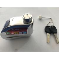 Ybs Orijinal Demir Malzeme Kırılmaz Alarmlı Disk Kilidi