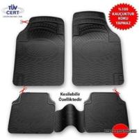 İmage Hyundai İ10 Oto Paspas Seti Elite Siyah
