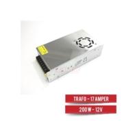 Lambada Lambada Adaptör-Trafo 17 Amper 200W 220 Den 12V