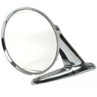 Carub Dış Dikiz Ayna Amerikan Kromajlı Yuvarlak Kt1185