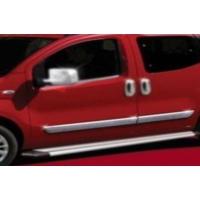 Arabamsekil Fiat Fiorino Krom Yan Kapı Çıtası 4 Kapı