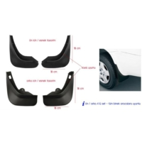 Renault Clio Paçalık - Çamurluk -Tozluk