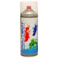 Politech Sökülebilir Sprey Kaplama 400 ml Mat Oksit Sarı