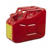 Knc Metal Yakıt Bidonu 10 Lt Kırmızı