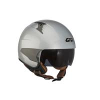 Givi 11.2 Space Jet Motorsiklet Kaskı Gri