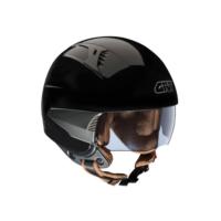 Givi 11.2 Space Jet Motorsiklet Kaskı Metalik Siyah