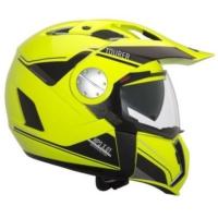 Givi X.01 Tourer Motorsiklet Kaskı Sarı Siyah