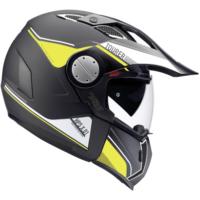 Givi X.01 Tourer Motorsiklet Kaskı Siyah-Sarı