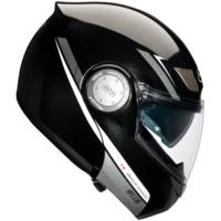 Givi X.08 Modular Motorsiklet Kaskı Metalik Siyah