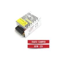 LAMBADA Adaptör-Trafo 5 Amper 60W 220 Den 12V