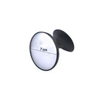 Oto İç Dikiz Ayna Vantuzlu Bombeli Yuvarlak Küçük