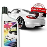 Oto Cila Profesyonel Beyaz Renk Araçlar İçin Sıvı 375ml