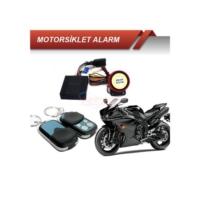 Motorsiklet Alarmı Kumandalı Kapaklı Kemerli