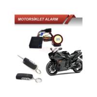 Motorsiklet Alarmı Kumandalı Sustalı Küçük