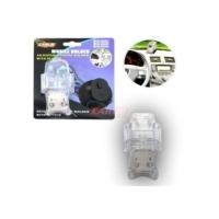 Telefon Tutucu Vantuzlu Sensör ışıklı şeffaf