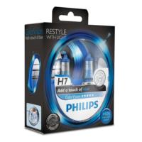 Philips H7 Tip Color Vision Blue Far Ampül Seti 106201