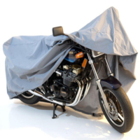 Moto Yamaha MT-07 Örtü Motosiklet Branda