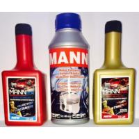 Mann Motor Onarıcı + Enjektör Temizleyici+Benzin Katkısı
