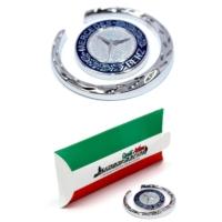 Simoni Racing Metal Mercedes Logo SMN103860