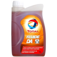 Total Fuide DA - Sentetik Turuncu Direksiyon Hidrolik Yağ 1 L