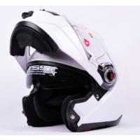 Nexo Touring III Katlanabilir Motorsiklet Kaskı Beyaz