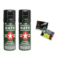 Wildlebend Biber (Nato) Gazı Büyük Boy ( 2 Adet )