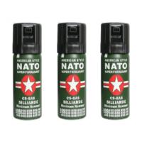 Wildlebend Biber (Nato) Gazı Büyük Boy ( 3 Adet )